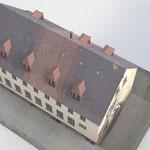 Architektur 3D CAD, Rendering / Visualisierung, Luftaufnahmen mit anschließender fotorealistischer Textur des 3D CAD Modells  >> Architecture, 3D CAD Rendering / Visualization aerial views followed by 3D visualization and photorealistic surface texturi