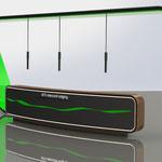 Design Visualisierung Entwurf Empfangsbereich, 3D CAD  >> Design Visualization Project Reception, 3D CAD