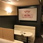 茨城県神栖市看板製作 CLUB AMUSE 様 インクジェット出力UVパネルサイン、店内パネルサインリニューアル