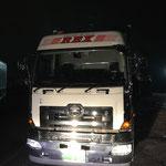 千葉県成田市看板製作 ㈱REX様 トラックマーキングサイン デザイン、製作、施工