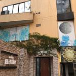 千葉県成田市看板製作 クラブGO 様 ガラスマーキング、パネルサイン デザイン、製作、施工