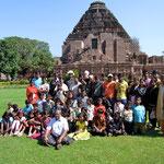 Besuch des berühmten Konar-Tempels nahe Puri