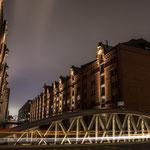 Sandbrücke, Speicherstadt, Hamburg