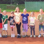 Teilnehmer Ferienspiele 2011