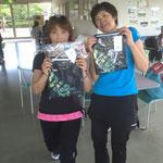 優勝:山下・吉野組