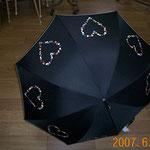 58㎝の傘です