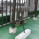 接着面積を増やす為、横長のブロックをチョイス!