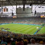 Fußballfinale der Männer im Maracana