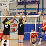 Zalet C - Volleybas 0:3