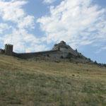 Самы верхний бастион крепости