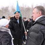 В ожидании белорусских гостей