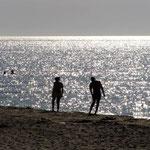 Утро жаркого дня. Чёрное море