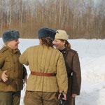 Военные девушки из Белоруссии