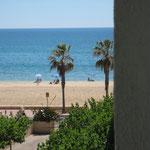Ada Benedicto XIII  Apartamento 3ª planta, lateral. Primera línea de playa. www.adapeniscola-apartamentos.com