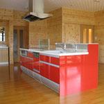 アイランドキッチン:新築
