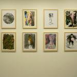 Exposition collective / Chauds-les -Marrons / Emilien Sarot et Elise Franck / Galerie Lillebonne, Nancy / 2011