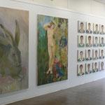 Exposition collective / Brice Mantovani, Emilien Sarot et Elise Franck / Mal Mit Mir / Karlsruhe / 2011