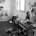 Vue de l'atelier / 2009