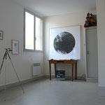 Exposition collective / Pierre Soignon et Elise Franck / Ateliers des Soeurs Macarons, Nancy / 2012