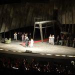 演目はドビュッシーのペレアスとメリザンドでした。