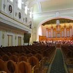 モスクワ音楽院の大ホール
