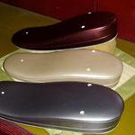 No 014  R芯大正履きの台 女性用です。 正装、普段着双方に適しています ¥12,000−です。