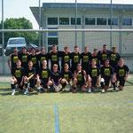 Mannschaftsbild der B-Jugend die Zweite