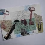 Postkartencollage