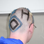 Haarschnitt Juni 2009