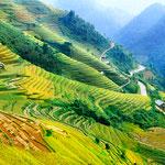 Sapa in Nordvietnam