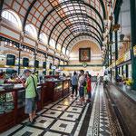 Das Hauptpostamt von Ho-Chi-Minh-Stadt
