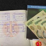 Wichtige Reisedokumente Vietnam