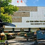 Das Kriegsopfermuseum von Ho-Chi-Minh-Stadt