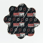 flower Rocktape coloured