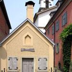 Backhaus in Ebenhausen.