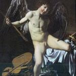Caravaggio: Siegreicher Amor.