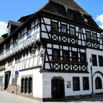 Eisenach: Lutherhaus.