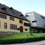 Eisenach: Bachhaus.