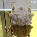 In der Manufaktur: Teekanne um 45000 Euro.