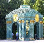 Gartenpavillon im Schloßpark