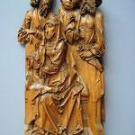 Bode-Museum: Tilman Riemenschneiders hl. Anna und ihre 3 Ehemänner (hoffentlich nicht gleichzeitig!).