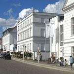 Putbus, eine ruhige, wunderschöne Stadt ...