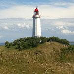 Der Leuchtturm im Norden der Insel.