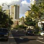 die Strassen von Honolulu
