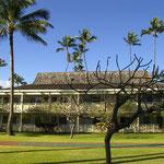 unsere Unterkunft auf Kauai im Best Western