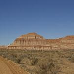 Umgebung Page an der Grenze Arizona/Utah