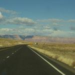 unterwegs durch Arizona