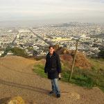 Über den Dächern von San Francisco