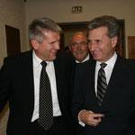 OB Maisch - Ministerpräsident G.H. Oettinger