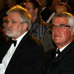 Ehrenvors. A.Leidner und Vors. J.Dahl LKE